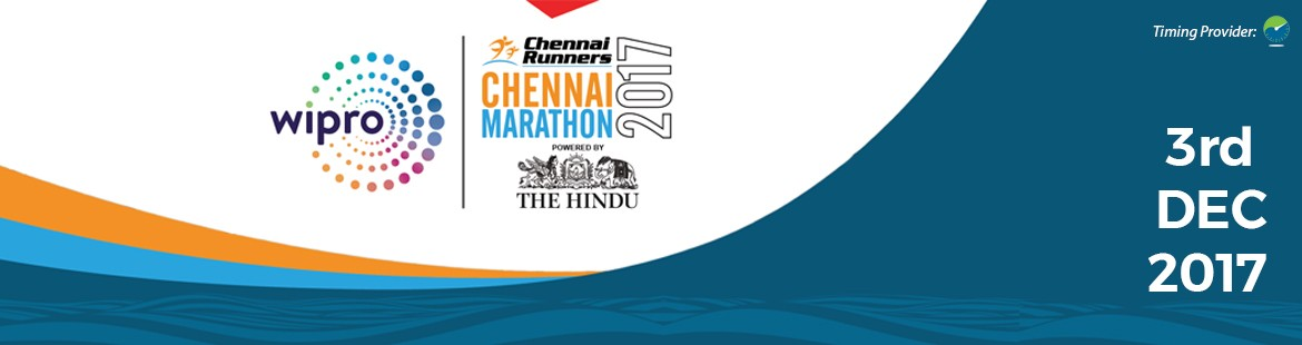 The Wipro Chennai Marathon 2017
